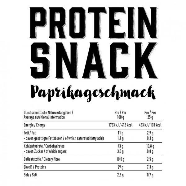 Bilde av GOT7 - Protein Snack - Paprika Nachos 50g
