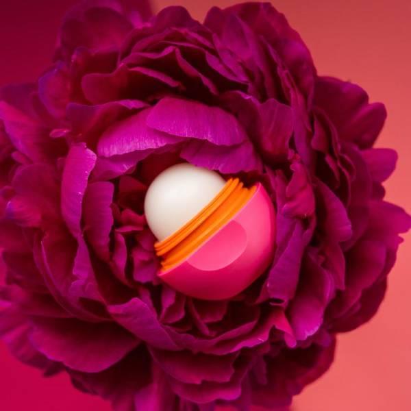 Bilde av EOS - Strawberry Peach Lip Balm 7g