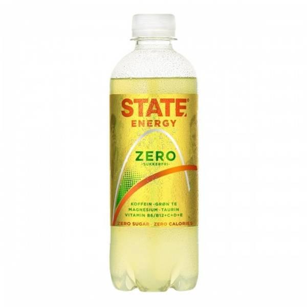 Bilde av State Energy - Zero 400ml