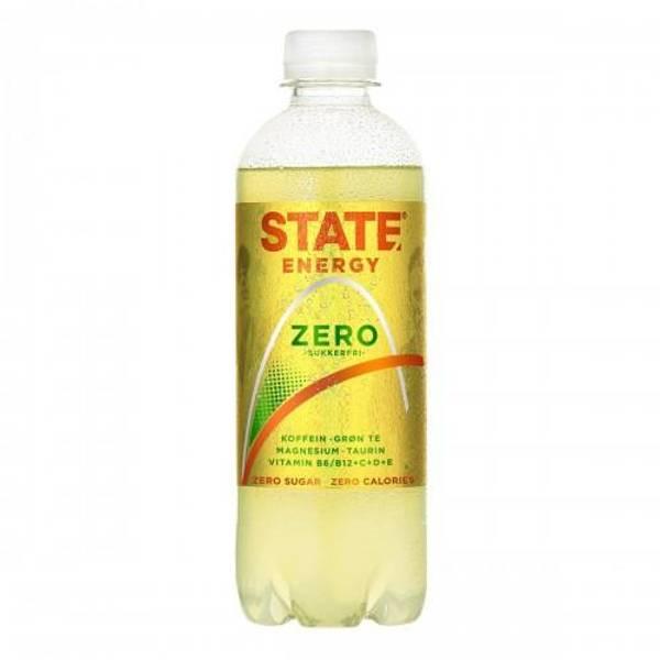 Bilde av State Energy - Lime/Orange 400ml