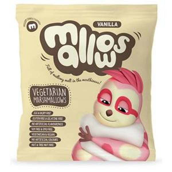 Bilde av Freedom Mallows - White Vanilla Marshmallows 75g