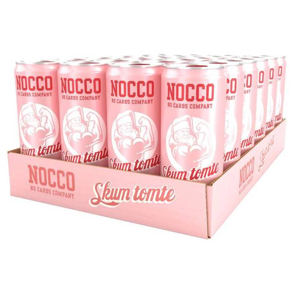Bilde av Nocco BCAA - SkumTomte 330ml