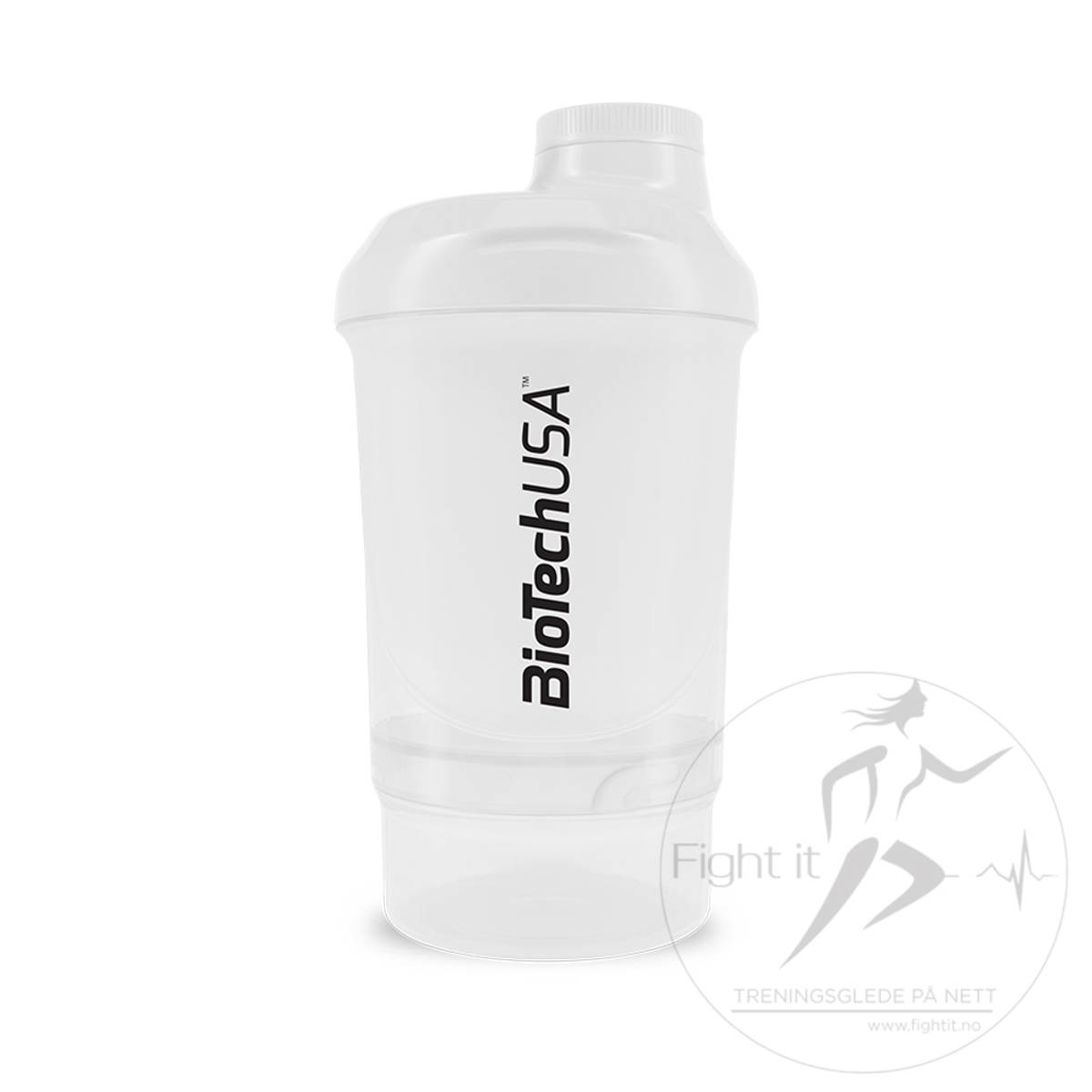 BiotechUSA - Nano Shaker Pink 300ml