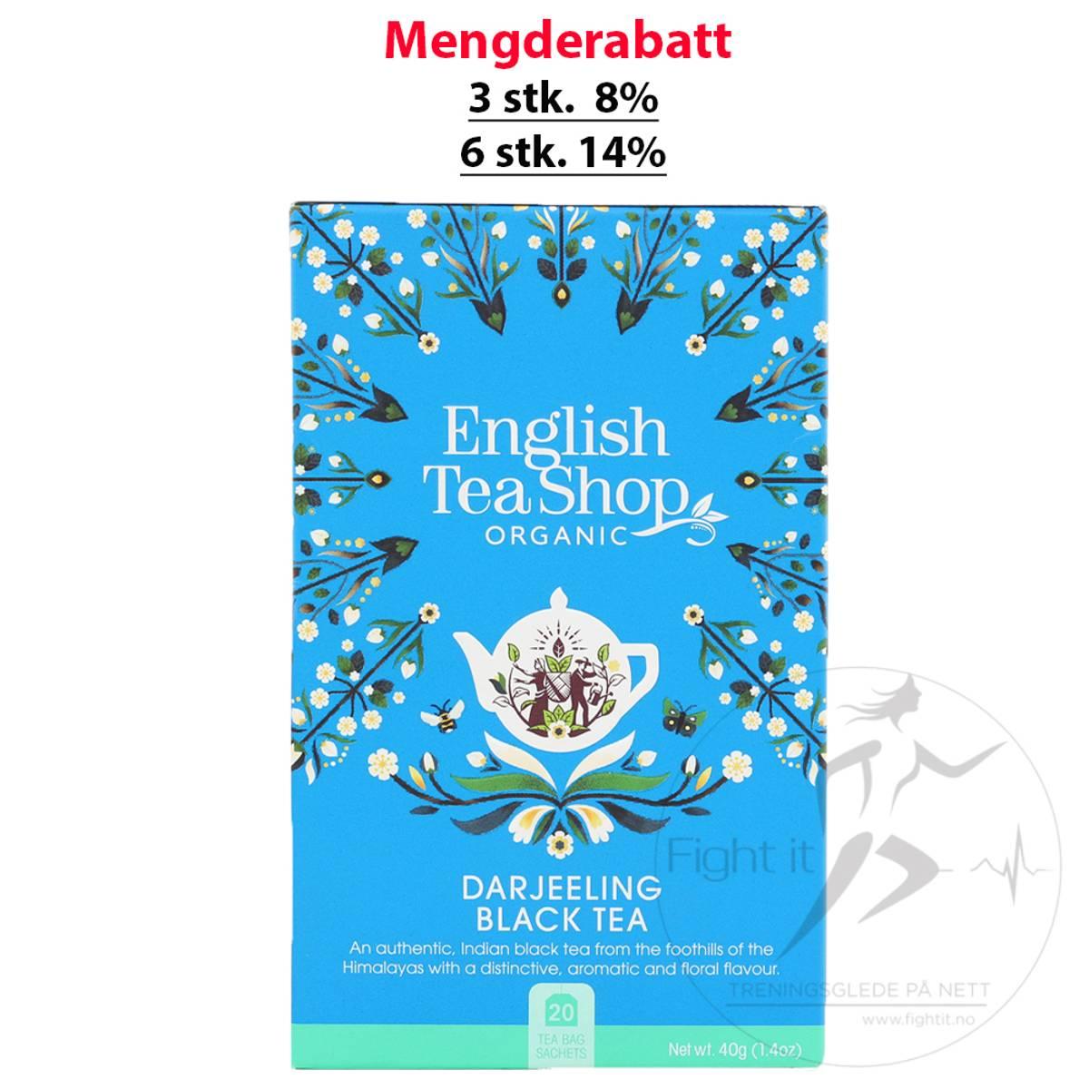 English Tea Shop - Darjeeling Black Tea