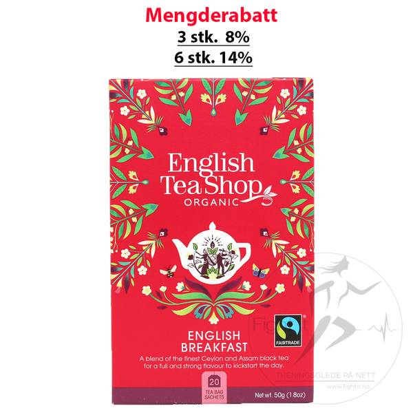 Bilde av English Tea Shop - English Breakfast