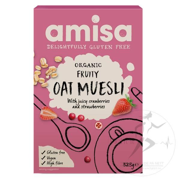 Bilde av Amisa Organic Pancake Mix 2x180g