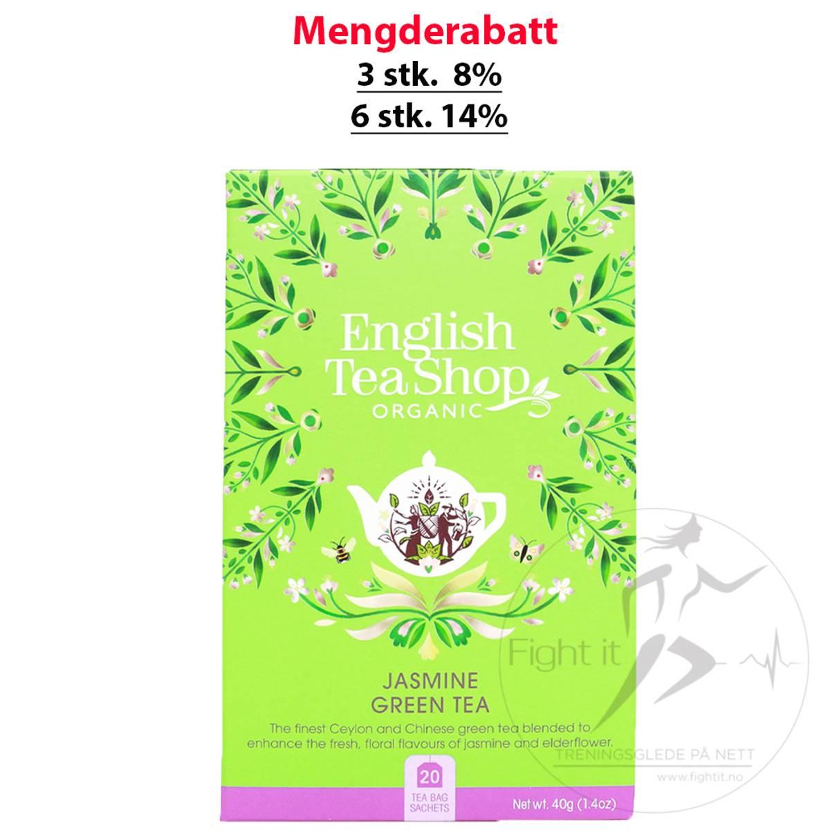 English Tea Shop - Jasmine Green Tea