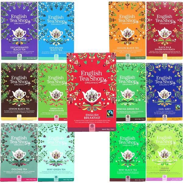Bilde av English Tea Shop - Mint Black Tea