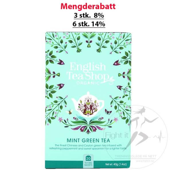 Bilde av English Tea Shop - Mint Green Tea