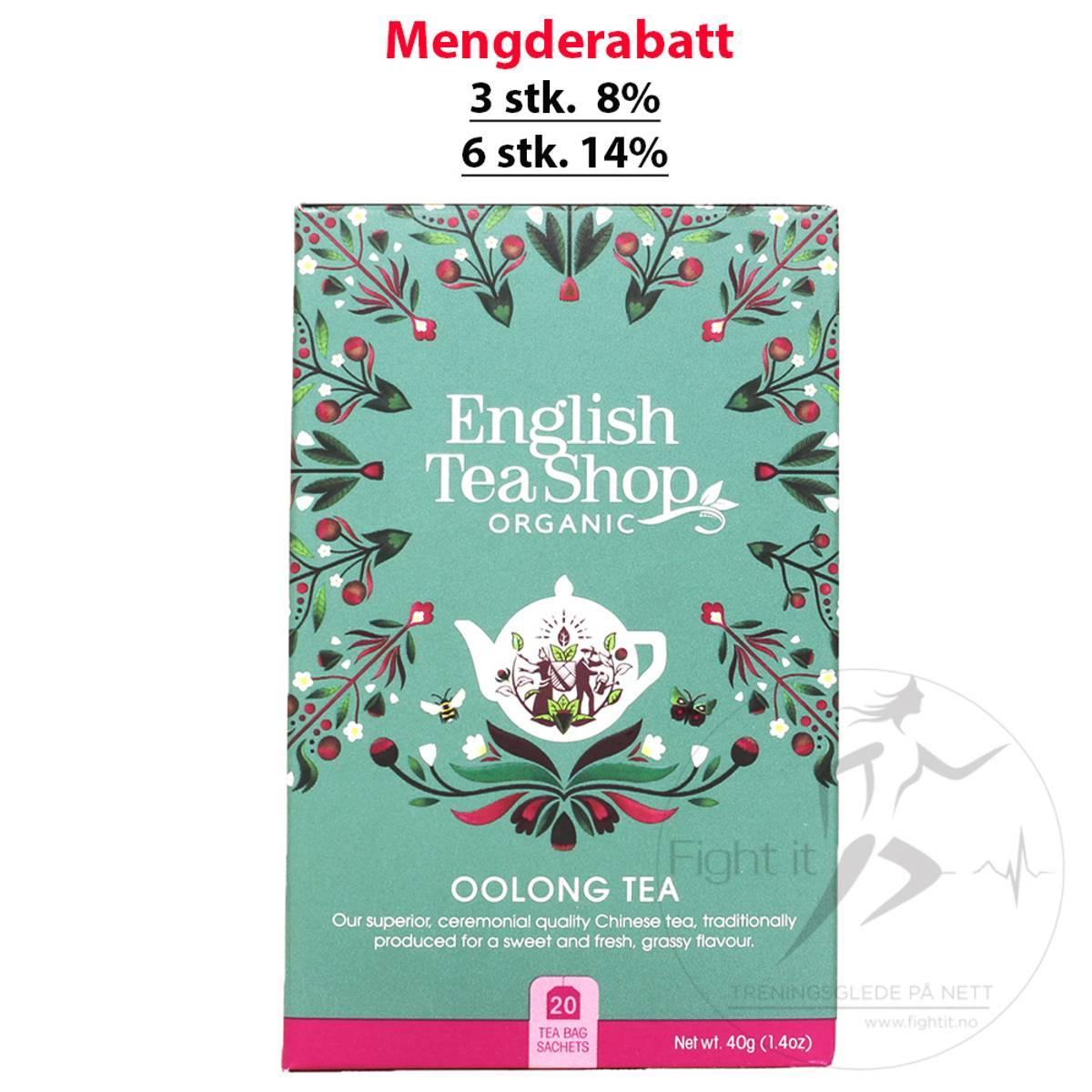 English Tea Shop - Oolong Tea