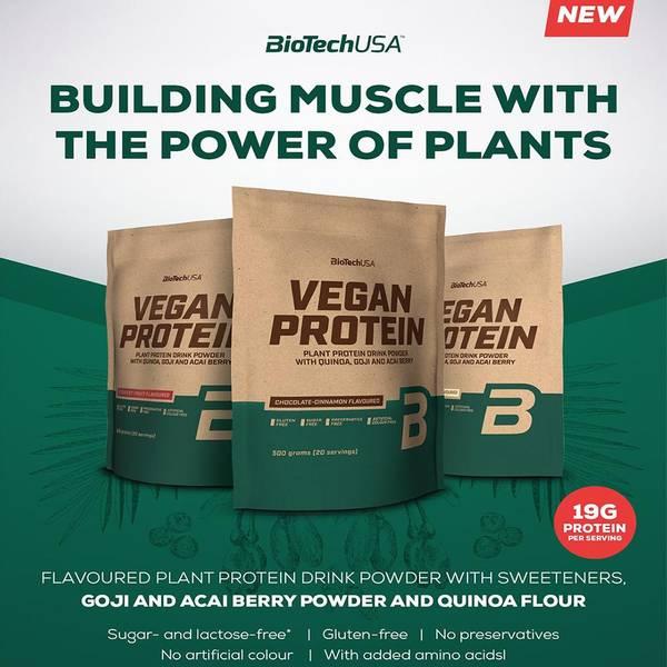 Bilde av BiotechUSA - Vegan Protein 500g