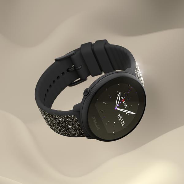 Bilde av Polar Crystal Wristband - Gold