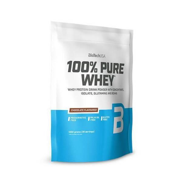Bilde av BiotechUSA - 100% Pure Whey 1000g