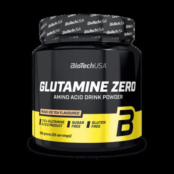 Bilde av BiotechUSA - Glutamine ZERO - Lemon 300g