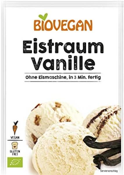 Bilde av Biovegan - Ice Cream Vanilla 77g