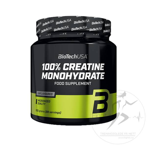 Bilde av BioTechUSA - 100% Creatine Monohydrat 500g