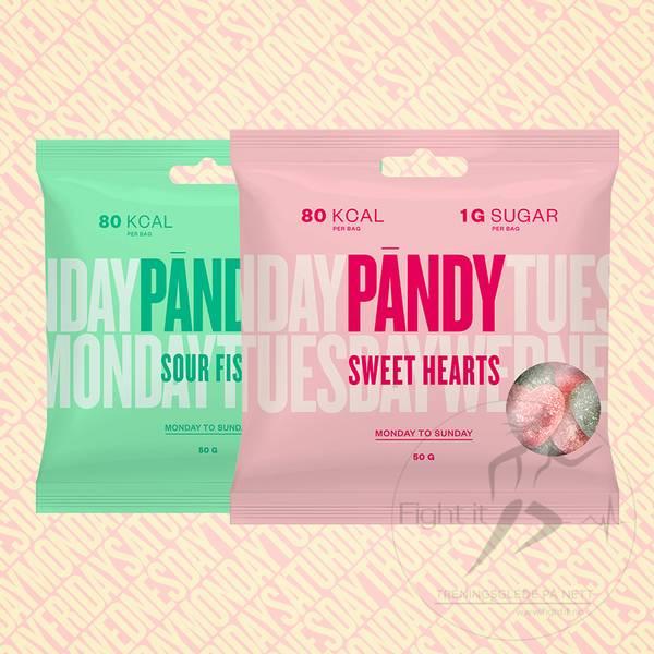 Bilde av Pandy - Candy Sour Fish 50g