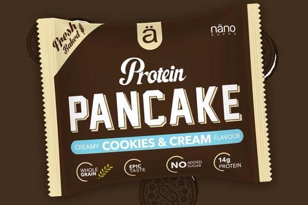 Bilde av Nano ä - Protein Pancake - Cookies & Cream 45g