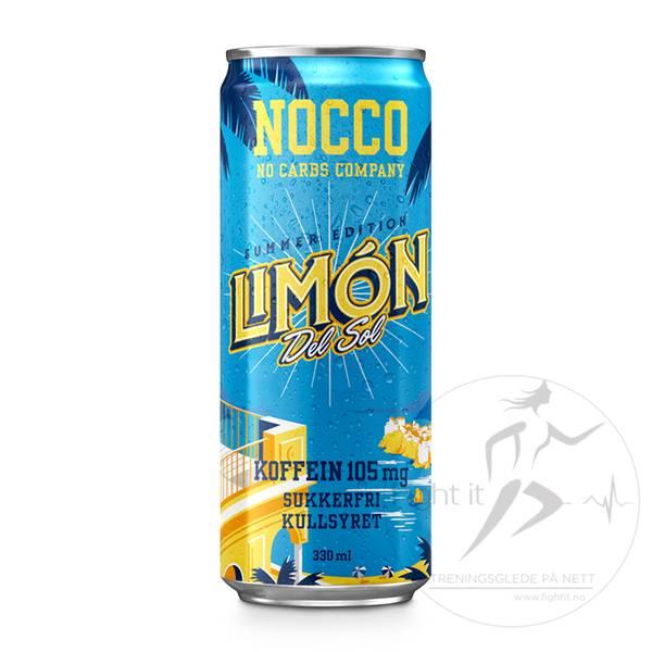 Bilde av Nocco BCAA - Limon Del Sol 330ml