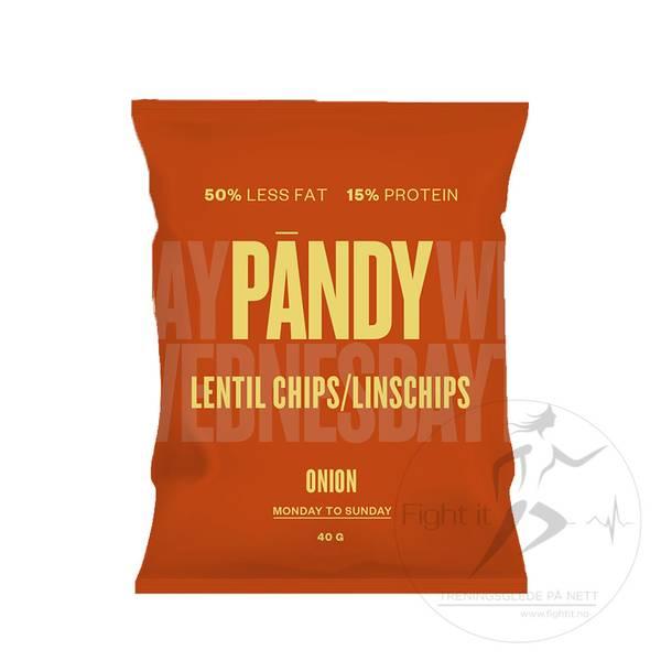 Bilde av Pandy Protein Chips - Onion 40g