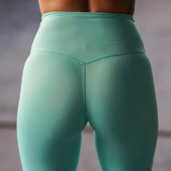 Bilde av BARA Sportswear - Mint Shape Tights