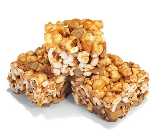 Bilde av Joe & Sephs - Popcorn Bar - Orange, Pecan & Cinnamon 27g
