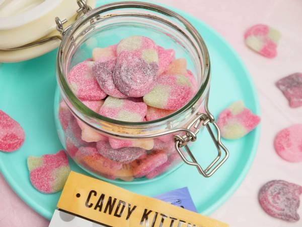 Bilde av Candy Kittens - Blueberry Bliss 125g