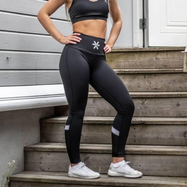Bilde av BARA Sportswear - Black Swift Tights