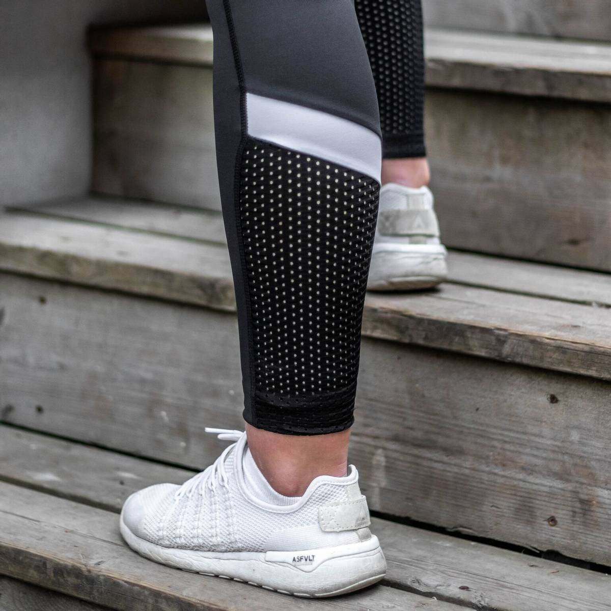 BARA Sportswear - Black Swift Tights