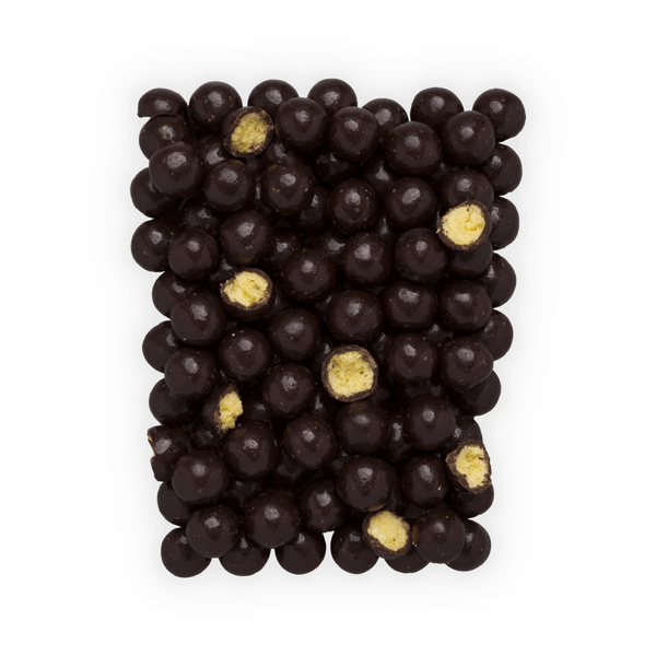 Bilde av Doisy & Dam Buttons - Dark Chocolate 30g