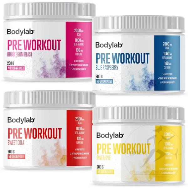 Bilde av Bodylab - Pre-Workout 200g