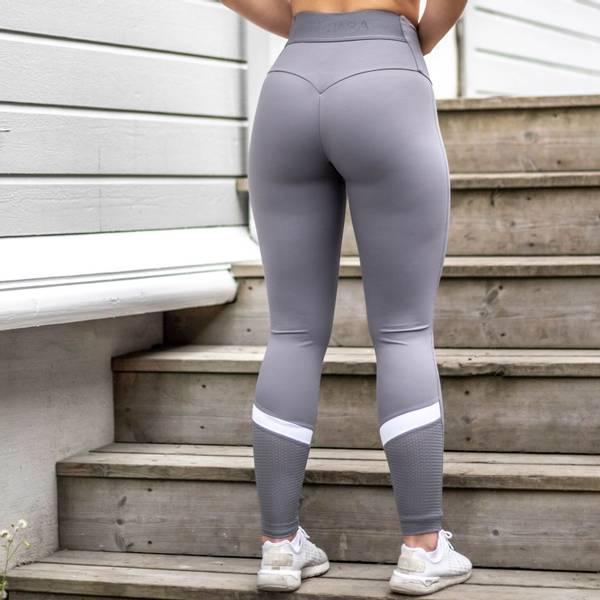 Bilde av BARA Sportswear - Charcoal Swift Tights