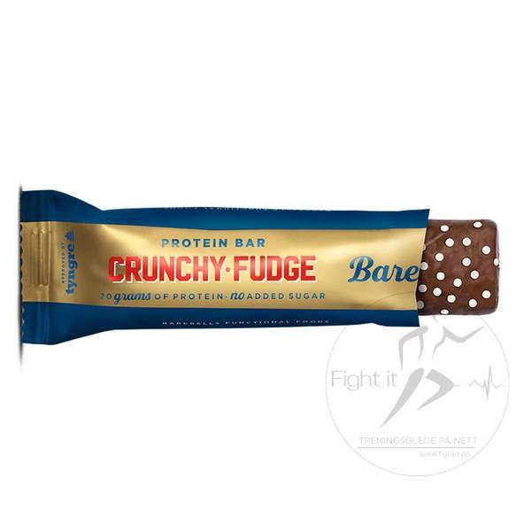 Bilde av Barebells - Crunchy-Fugde 55g