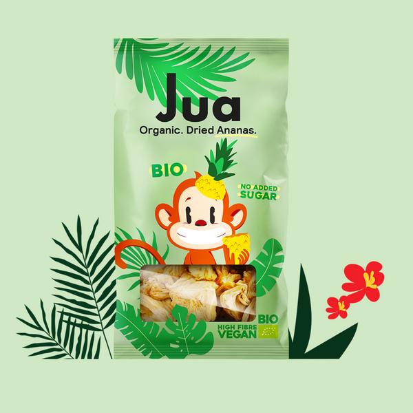 Bilde av Jua Fruits - Tørket Banan 25g