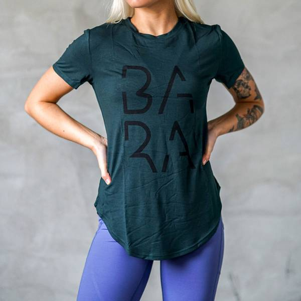Bilde av BARA Sportswear - Blue Eco T-Shirt