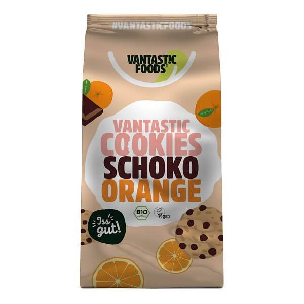 Bilde av Vantastic Foods - Marmor Kakao Cookies 125g