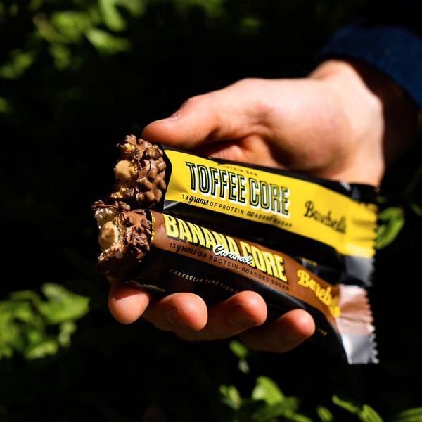 Bilde av Barebells - Core Proteinbar - Toffee 35g