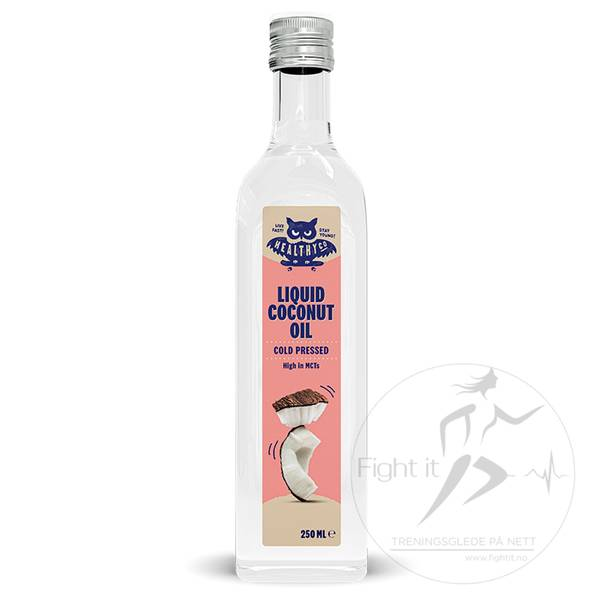 Bilde av HealthyCO - Liquid Coconut Oil Cold Pressed 250ml
