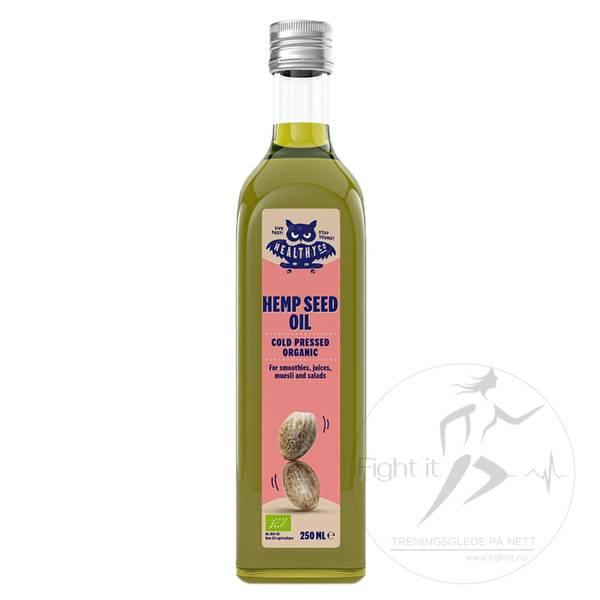 Bilde av HealthyCO - Flaxseed Oil Cold Pressed 250ml