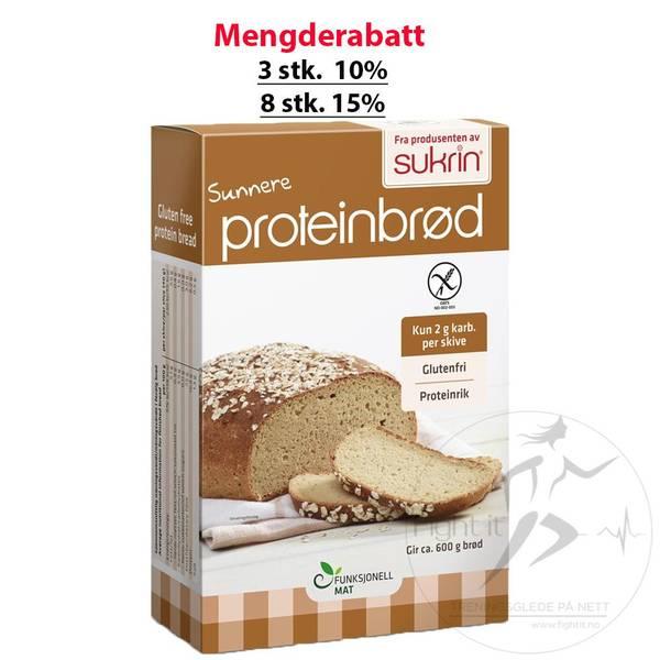 Bilde av Sunnere Proteinbrød 220g