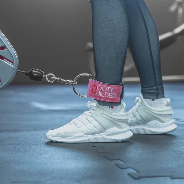Bilde av Booty Builder - Ankle Strap - Pink