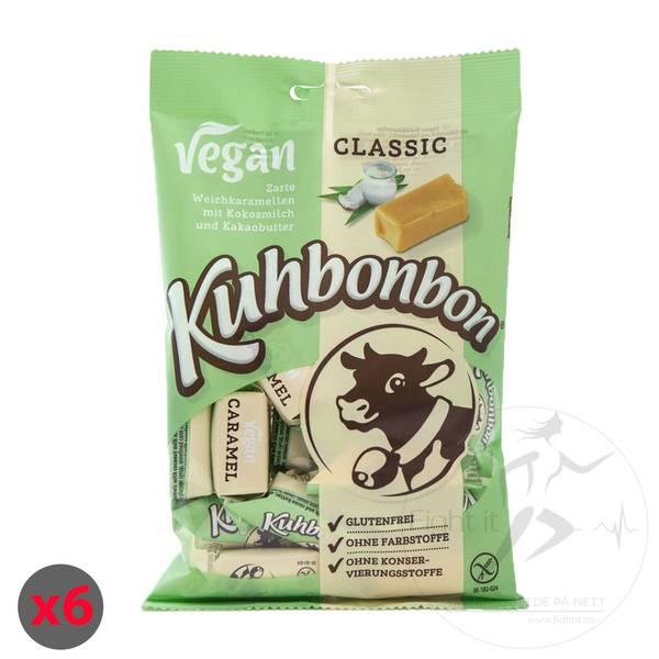 Bilde av Kuhbonbon - Vegan Caramel (6x165g)