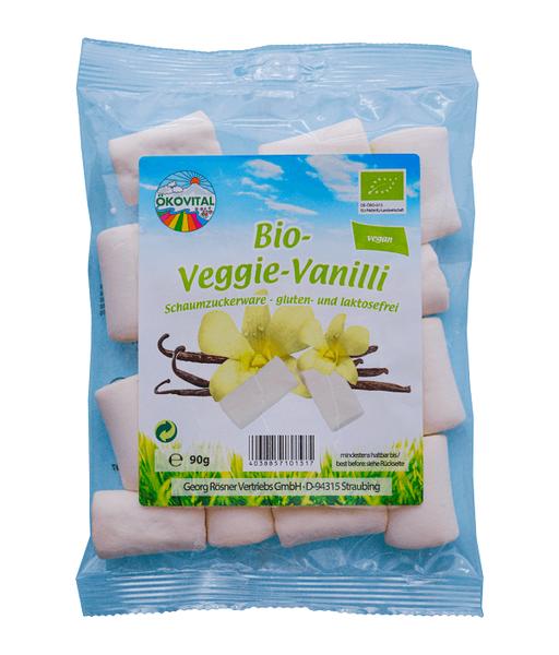Bilde av Økovital - Marshmallows Vanilla 90g