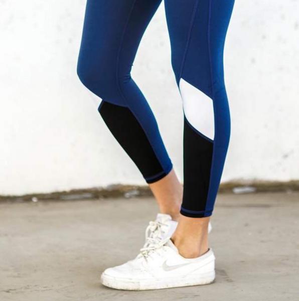 Bilde av BARA Sportswear - Cobalt Lux Tights