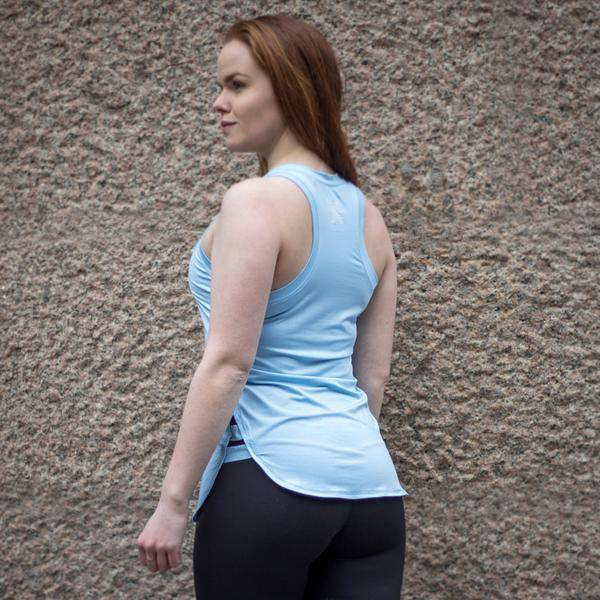 Bilde av BARA Sportswear - Light Blue Tank Top