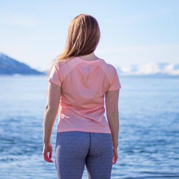 Bilde av BARA Sportswear - Dusty Pink Tee
