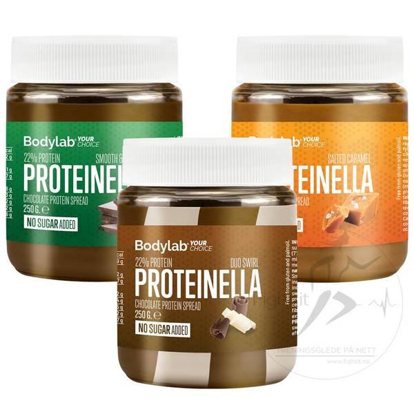 Bilde av Bodylab - Proteinella (3x250g)
