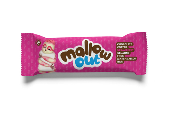 Bilde av Freedom Mallows - Mallow Out Strawberry 40g