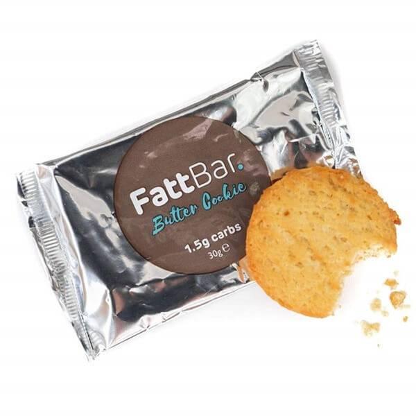 Bilde av FattBar - Butter Cookie 30g