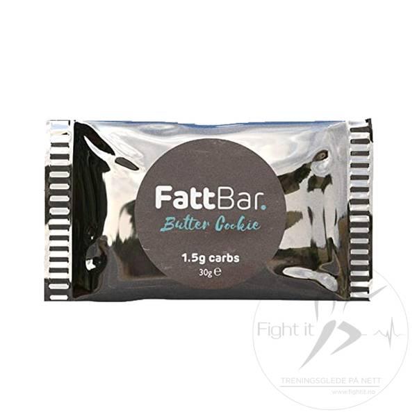 Bilde av FattBar - Butter Cookie (6x30g)